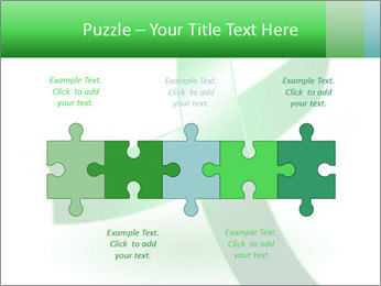 Green Cancer Symbol PowerPoint Templates - Slide 41