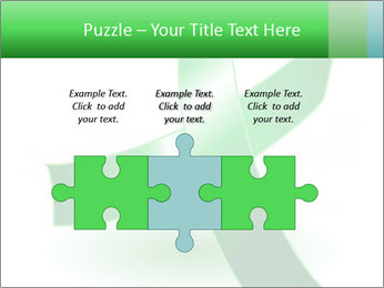 Green Cancer Symbol PowerPoint Templates - Slide 42