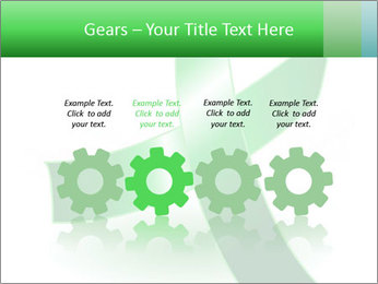 Green Cancer Symbol PowerPoint Templates - Slide 48