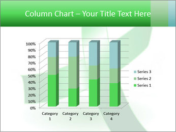Green Cancer Symbol PowerPoint Templates - Slide 50
