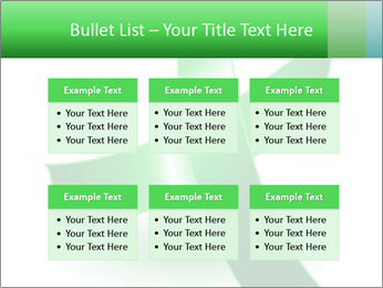 Green Cancer Symbol PowerPoint Templates - Slide 56