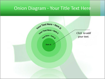 Green Cancer Symbol PowerPoint Templates - Slide 61