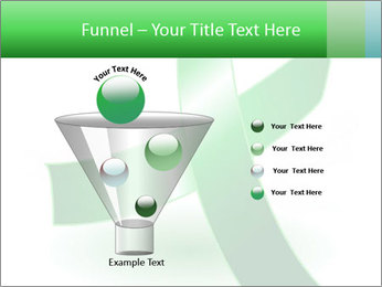 Green Cancer Symbol PowerPoint Templates - Slide 63