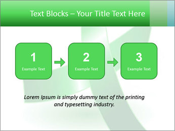 Green Cancer Symbol PowerPoint Templates - Slide 71