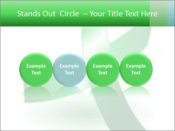 Green Cancer Symbol PowerPoint Templates - Slide 76