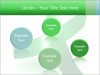 Green Cancer Symbol PowerPoint Templates - Slide 77