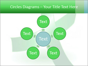 Green Cancer Symbol PowerPoint Templates - Slide 78