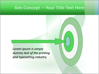 Green Cancer Symbol PowerPoint Templates - Slide 83