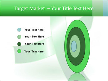 Green Cancer Symbol PowerPoint Templates - Slide 84