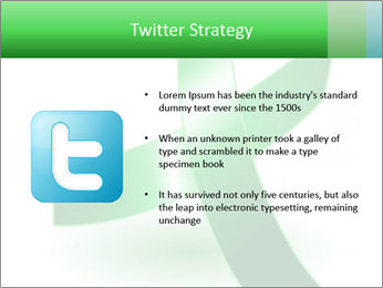 Green Cancer Symbol PowerPoint Templates - Slide 9