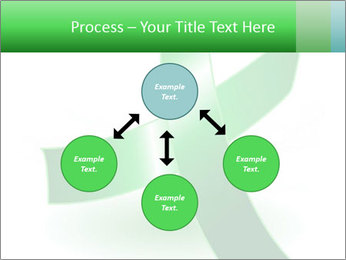 Green Cancer Symbol PowerPoint Templates - Slide 91