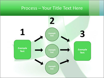 Green Cancer Symbol PowerPoint Templates - Slide 92