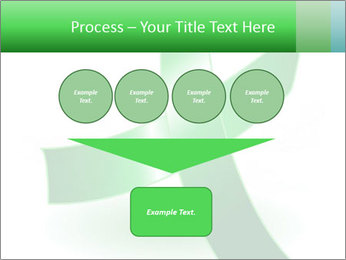 Green Cancer Symbol PowerPoint Templates - Slide 93