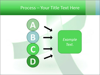 Green Cancer Symbol PowerPoint Templates - Slide 94