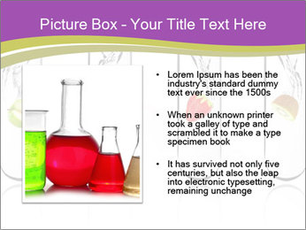 Chemical Fruits PowerPoint Template - Slide 13