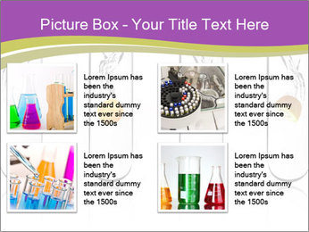 Chemical Fruits PowerPoint Template - Slide 14