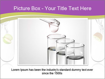 Chemical Fruits PowerPoint Template - Slide 16
