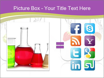Chemical Fruits PowerPoint Template - Slide 21