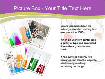 Chemical Fruits PowerPoint Template - Slide 23