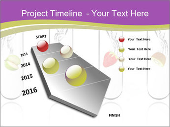 Chemical Fruits PowerPoint Template - Slide 26