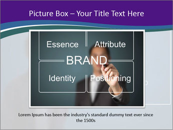 Man Drawing Business Tactic PowerPoint Template - Slide 15