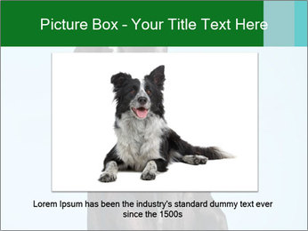 Big Black Dog PowerPoint Template - Slide 15