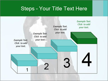 Big Black Dog PowerPoint Template - Slide 64