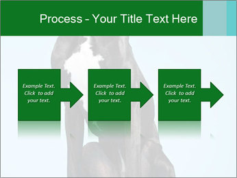 Big Black Dog PowerPoint Template - Slide 88
