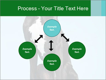 Big Black Dog PowerPoint Template - Slide 91