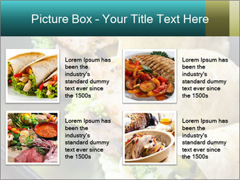 Mexican Dish PowerPoint Templates - Slide 14