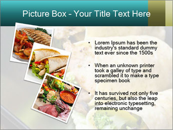 Mexican Dish PowerPoint Templates - Slide 17