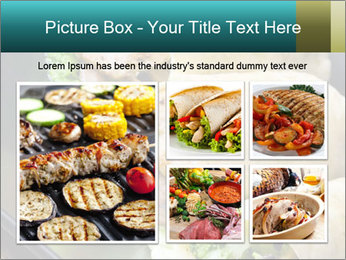 Mexican Dish PowerPoint Templates - Slide 19