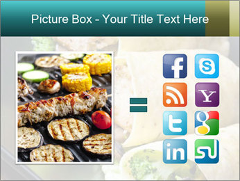 Mexican Dish PowerPoint Templates - Slide 21