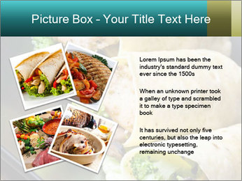 Mexican Dish PowerPoint Templates - Slide 23