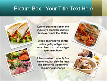 Mexican Dish PowerPoint Templates - Slide 24