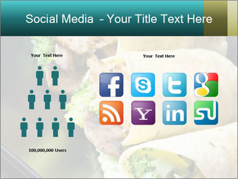Mexican Dish PowerPoint Templates - Slide 5