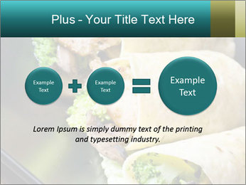 Mexican Dish PowerPoint Templates - Slide 75