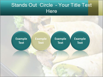 Mexican Dish PowerPoint Templates - Slide 76