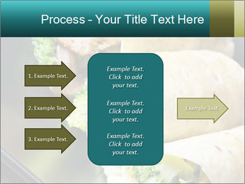 Mexican Dish PowerPoint Templates - Slide 85