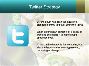 Mexican Dish PowerPoint Templates - Slide 9