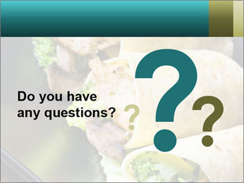 Mexican Dish PowerPoint Templates - Slide 96