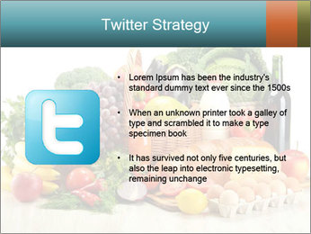 Food Consumption PowerPoint Templates - Slide 9