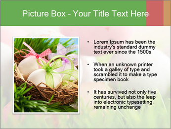 Eggs Decoration PowerPoint Template - Slide 13