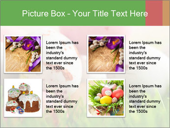 Eggs Decoration PowerPoint Template - Slide 14