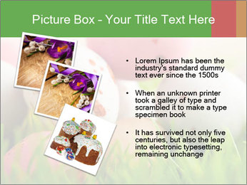 Eggs Decoration PowerPoint Template - Slide 17