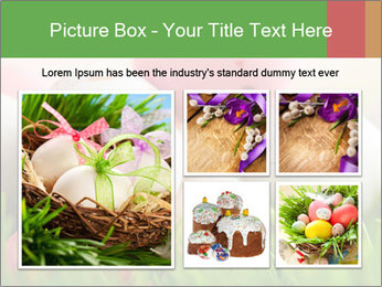 Eggs Decoration PowerPoint Template - Slide 19