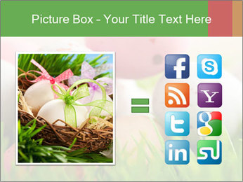 Eggs Decoration PowerPoint Template - Slide 21