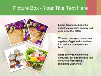Eggs Decoration PowerPoint Template - Slide 23
