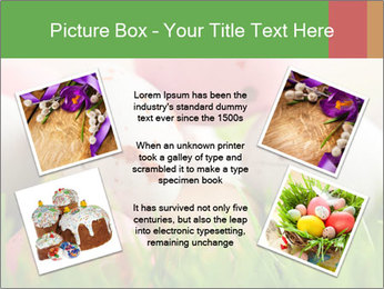 Eggs Decoration PowerPoint Template - Slide 24