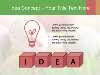 Eggs Decoration PowerPoint Template - Slide 80